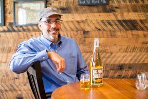 Kirk Billingsley of Big Fish Cider