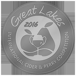 GLINTCAP medal - Silver 2016