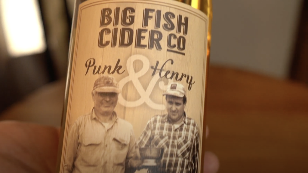 Video Still: Punk and Henry cider