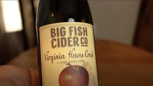 Video Still: Virginia Hewes Crab cider