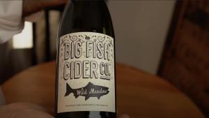 Video Still: Wild Meadow cider